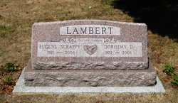 Dorothy <i>Diedrichsen</i> Lambert