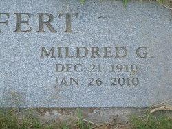 Mildred Grace <i>Shackleton</i> Meifert