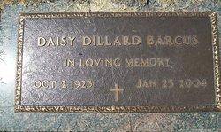 Daisy <i>Dillard</i> Barcus
