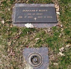 Douglas P Scott