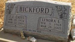 J J <i>Cates</i> Bickford