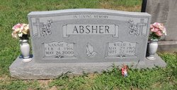 Nannie C. Absher