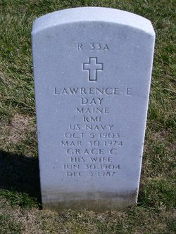 Lawrence E Day