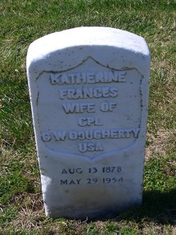 Katherine Frances Dougherty