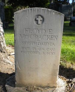 Pvt Floyd E McCracken