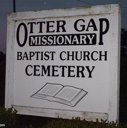 Otter Gap Cemetery
