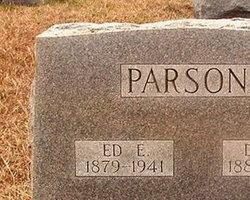 Edward Euclid Ed Parsons