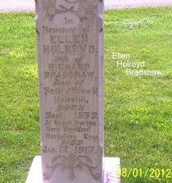 Ellen <i>Holroyd</i> Bradshaw