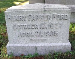 Henry Parker Ford