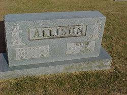 Edith M. Allison