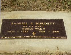 Samuel Edward Burdett