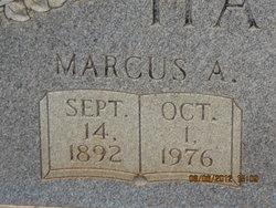 Marcus A. Halyard