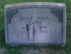 Annie Julia Gentry