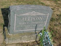 Frederick Hendrix Allison