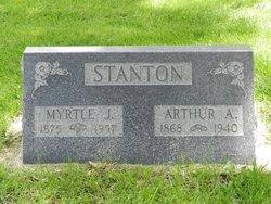 Arthur A Stanton