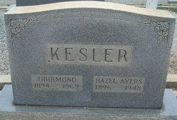 Lucy Hazel <i>Ayers</i> Kesler