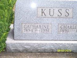 Catherine <i>King</i> Kuss
