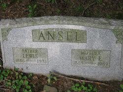 Mary Ellen <i>Struble</i> Ansel