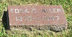 Edna C <i>Campbell</i> Allen