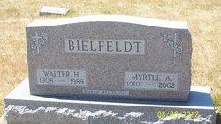 Myrtle A. <i>Gilmore</i> Bielfeldt