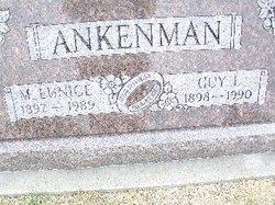 Mary Eunice <i>Albin</i> Ankenman