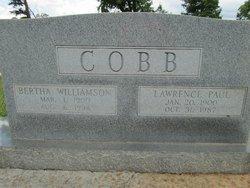 Lawrence Paul Cobb
