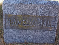 Hattie Amelia <i>Johnson</i> Hale