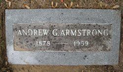 Andrew G Armstrong