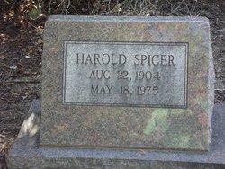 Harold Spicer