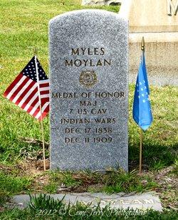 Myles Moylan