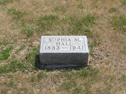 Sophia Maria <i>Mallett</i> Hall