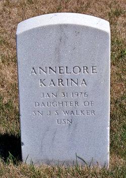 Annelore Karina Walker