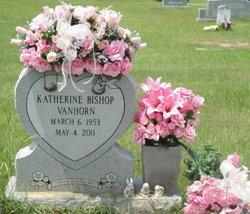 Katherine Annette Kathy <i>Bishop</i> Vanhorn