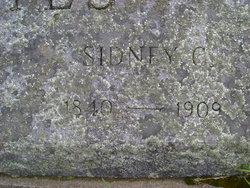Sidney C Bates