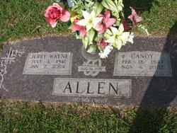 Jerry Wayne Allen