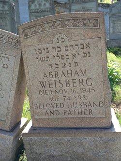 Abraham Weisberg