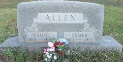 Maude May <i>Beaver</i> Allen