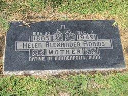 Helen Alexander Adams