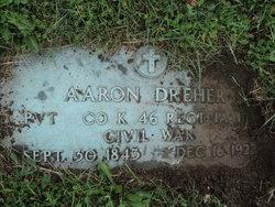 Aaron Dreher