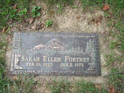 Sarah Ellen <i>Propst</i> Cordwell-Fortney