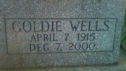 Goldie Lois <i>Gibson</i> Wells