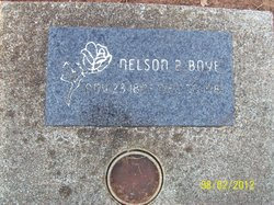 Nelson B Boye