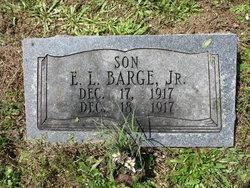 Edgar Lee Barge, Jr