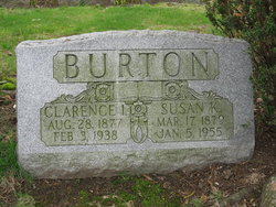 Susan Kate <i>Spence</i> Burton