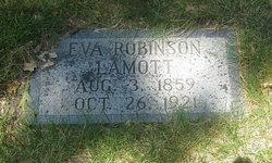 Eva <i>Robinson</i> Lamott