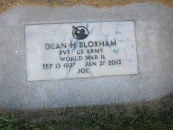 Dean Joe Bloxham