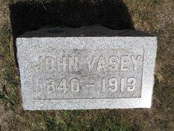 Corp John Vasey