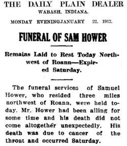 Samuel J Hower
