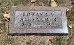 Edward V. Alexander