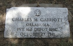 Charles Madison Garriott